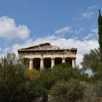Temple of Hephaestus 3/3 by Tripoto