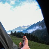 Kheerganga - Sunshine Himalayan Camp 2/45 by Tripoto