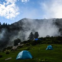 Kheerganga - Sunshine Himalayan Camp 3/42 by Tripoto