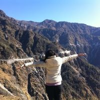Megha Arora Travel Blogger