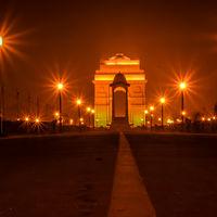 India Gate 5/65 by Tripoto