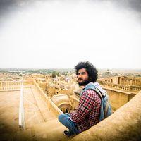 Kishore Singh Fartiyal Travel Blogger