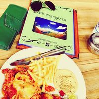 evergreen cafe kasol 3/3 by Tripoto