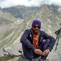 Nikhil Shinde Travel Blogger