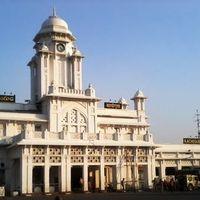 Kachiguda Railway Station 2/2 by Tripoto