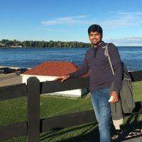 Indresh Narayanaswamy Travel Blogger