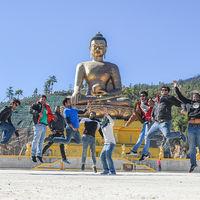 Buddha Dordenma 5/6 by Tripoto
