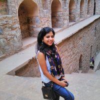 pshrutika Travel Blogger