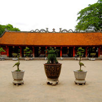 Temple of Literature & National University 4/8 by Tripoto