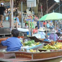 Damnoen Saduak Floating Market 2/4 by Tripoto