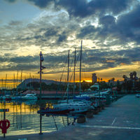 Barceloneta Beach 2/11 by Tripoto