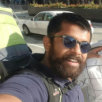 Vinay Pateel Travel Blogger