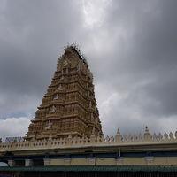 Chamundeshwari Temple 3/4 by Tripoto