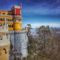 Pena Palace 2/4 by Tripoto