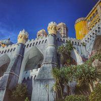 Pena Palace 3/4 by Tripoto