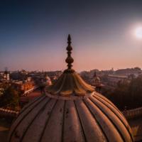 Fatehpuri Mosque 4/4 by Tripoto