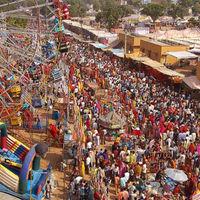 Pushkar Fair Ground 2/10 by Tripoto