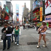 Times Square 4/71 by Tripoto