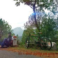 Rahul Singh Rajput Travel Blogger