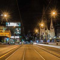 Flinders Street Station 3/5 by Tripoto