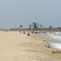 Mahabalipuram Beach 5/6 by Tripoto