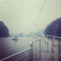 Halong Bay Vietnam 2/19 by Tripoto