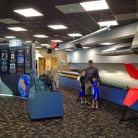 New Mexico Museum of Space History 2/4 by Tripoto