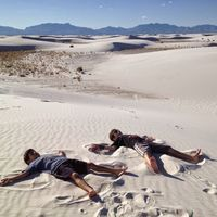 White Sands National Monument 5/5 by Tripoto