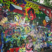 John Lennon Wall 2/6 by Tripoto