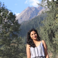 Mohini Chauhan Travel Blogger