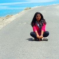 Saloni Sikdar Travel Blogger