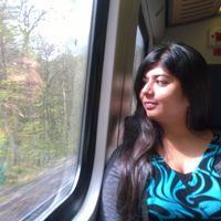 Priya Ray Chaudhuri Travel Blogger