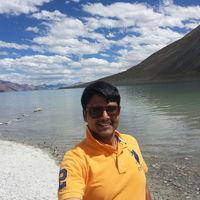 Nihar Shah Travel Blogger