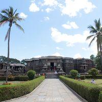 Hoysaleshwara Temple 3/5 by Tripoto
