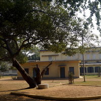 Visva Bharati Santiniketan Central Office 4/4 by Tripoto