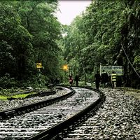 Dudhsagar Falls Railway Bridge 3/16 by Tripoto