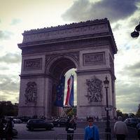 Arc de Triomphe 3/28 by Tripoto
