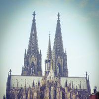 Cologne Cathedral (Dom) 2/2 by Tripoto