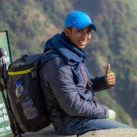 Joydeep Patowari Travel Blogger