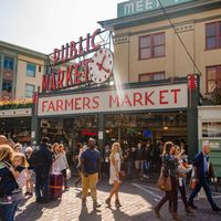 Pike Place Market 3/4 by Tripoto