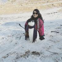 Nivedana Jalan Travel Blogger