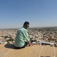 Avinash Jha Travel Blogger