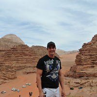 Wadi Rum 2/11 by Tripoto