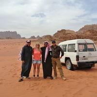 Wadi Rum 5/11 by Tripoto