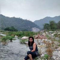 RANJU RAI Travel Blogger