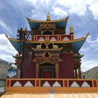 Gue Mummy Lama Temple 3/3 by Tripoto