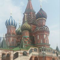 St. Basil's Cathedral 5/6 by Tripoto