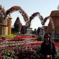 Dubai Miracle Garden - Arjan-Dubailand - Dubai - United Arab Emirates 2/19 by Tripoto