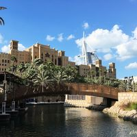 Madinat Jumeirah - Jumeirah - Dubai - United Arab Emirates 4/5 by Tripoto