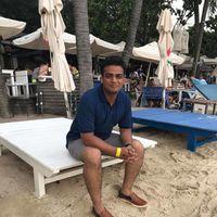 Srikanth Iyer Travel Blogger